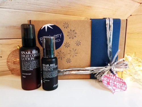 Blueberry Cosmetics Pack Navidad Benton