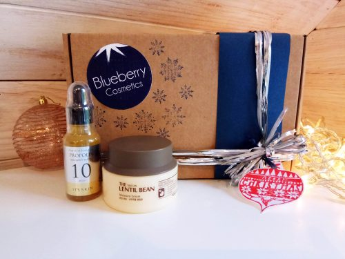 Blueberry Cosmetics Pack Navidad Propolis Lenteja