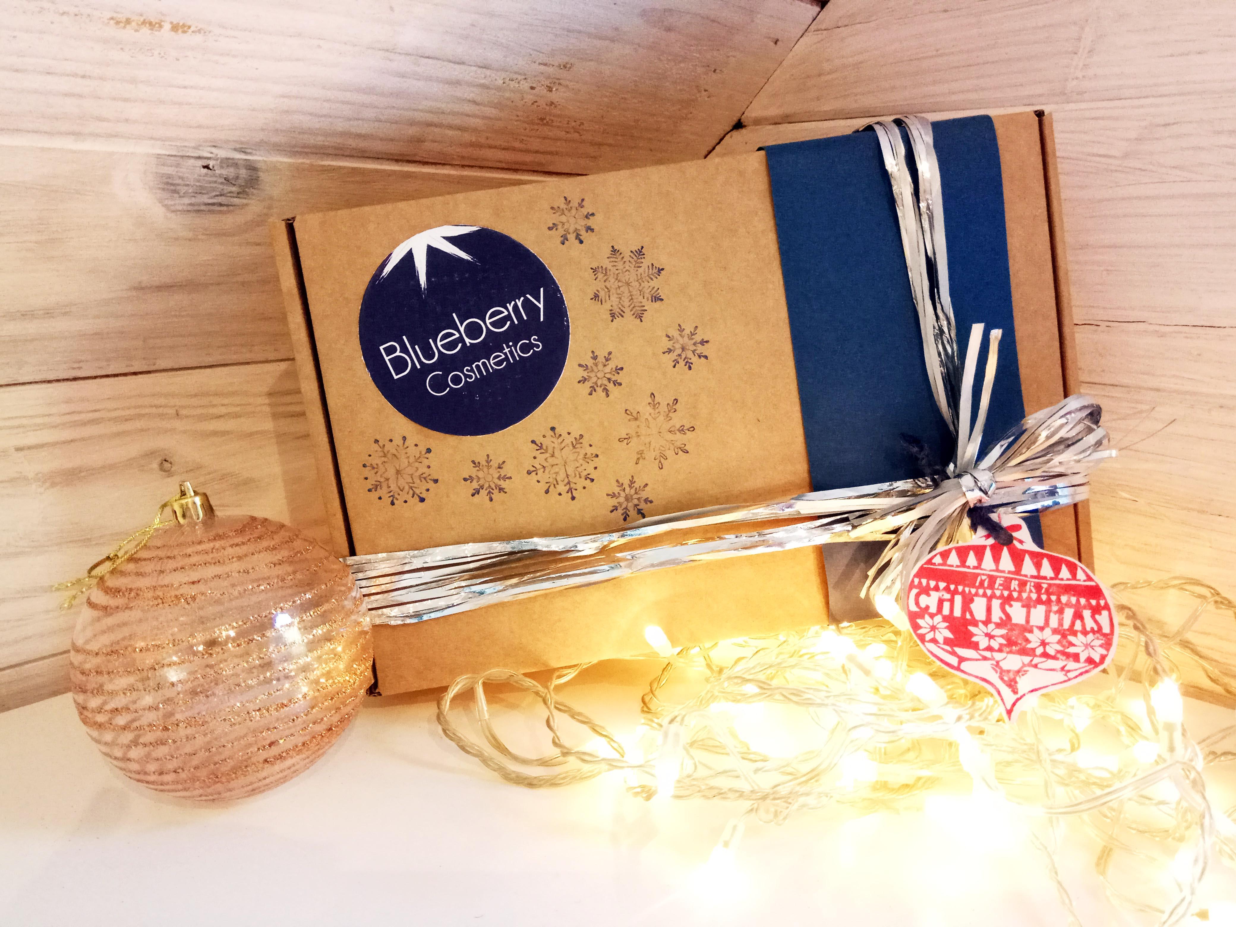 Blueberry Cosmetics Packs de regalo de Navidad