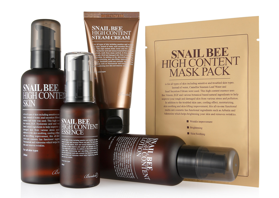 Benton Snail Bee Rosácea Blueberry Cosmetics