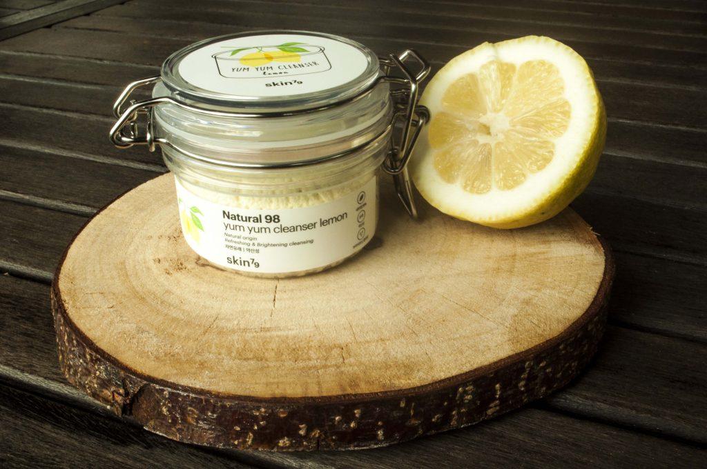Cosmetica Coreana Limón Skin79 Lemon Blueberry Cosmetics
