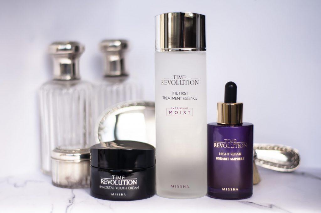 Time Revolution Blueberry Cosmetics ingredientes antiedad