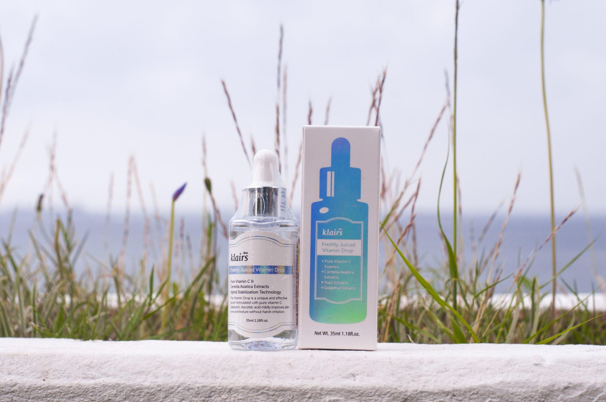 Klairs Freshly Juiced Vitamin Drop Blueberry Cosmetics ácidos para el cuidado de la piel