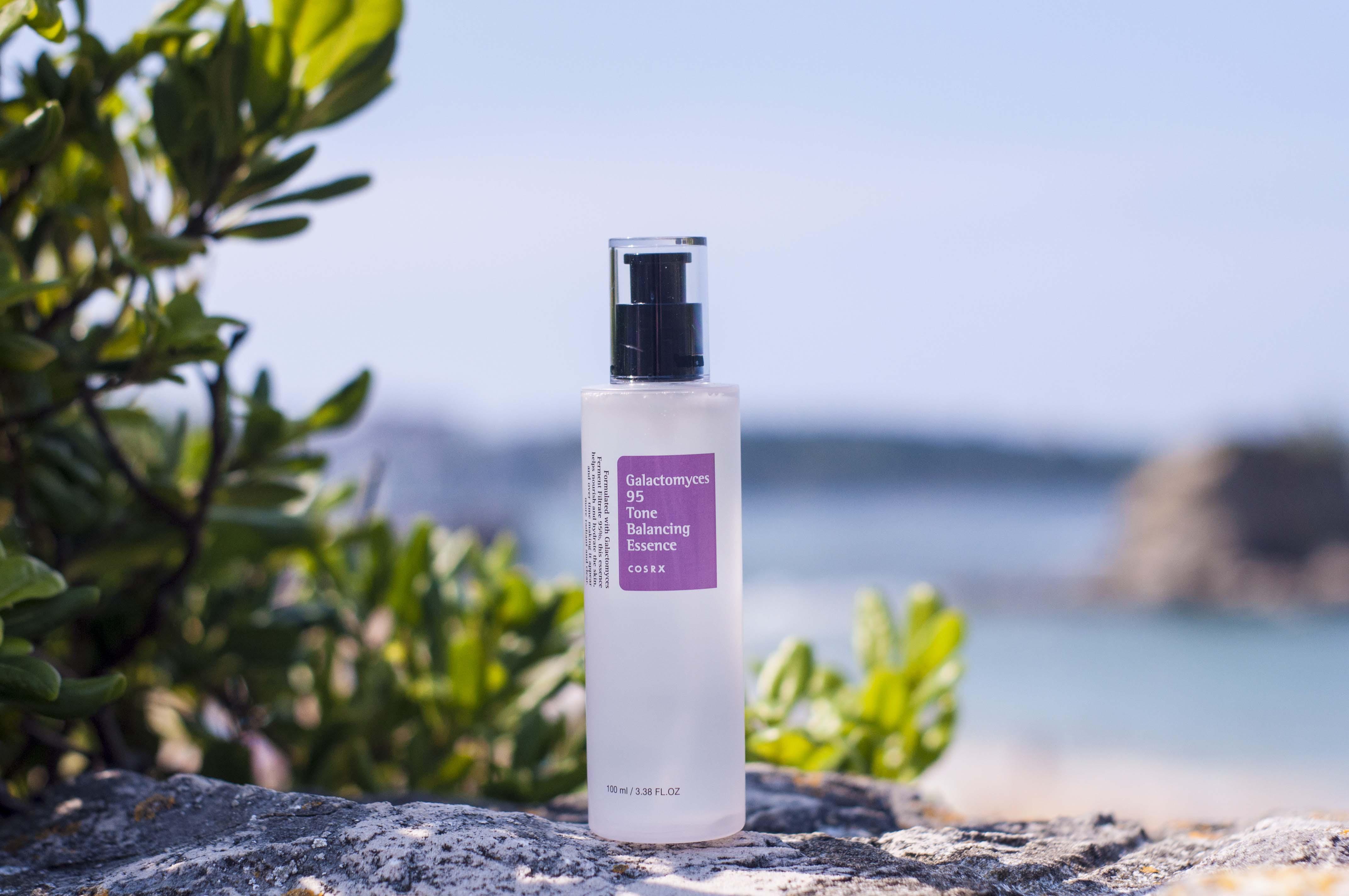 COSRX-Essence-Blueberry Cosmetics tratar las manchas